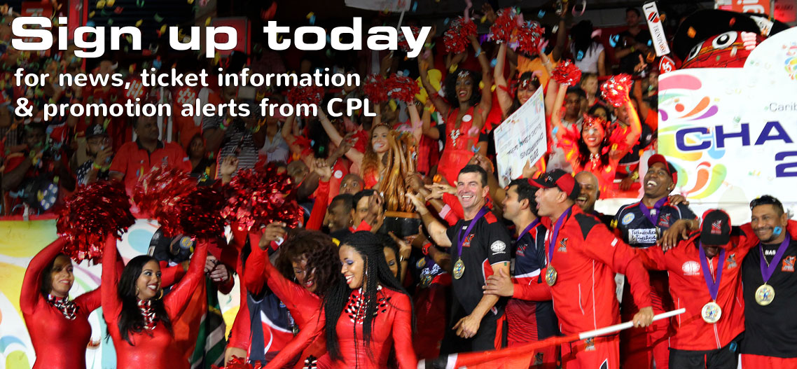 CPL Newsletter Sign Up