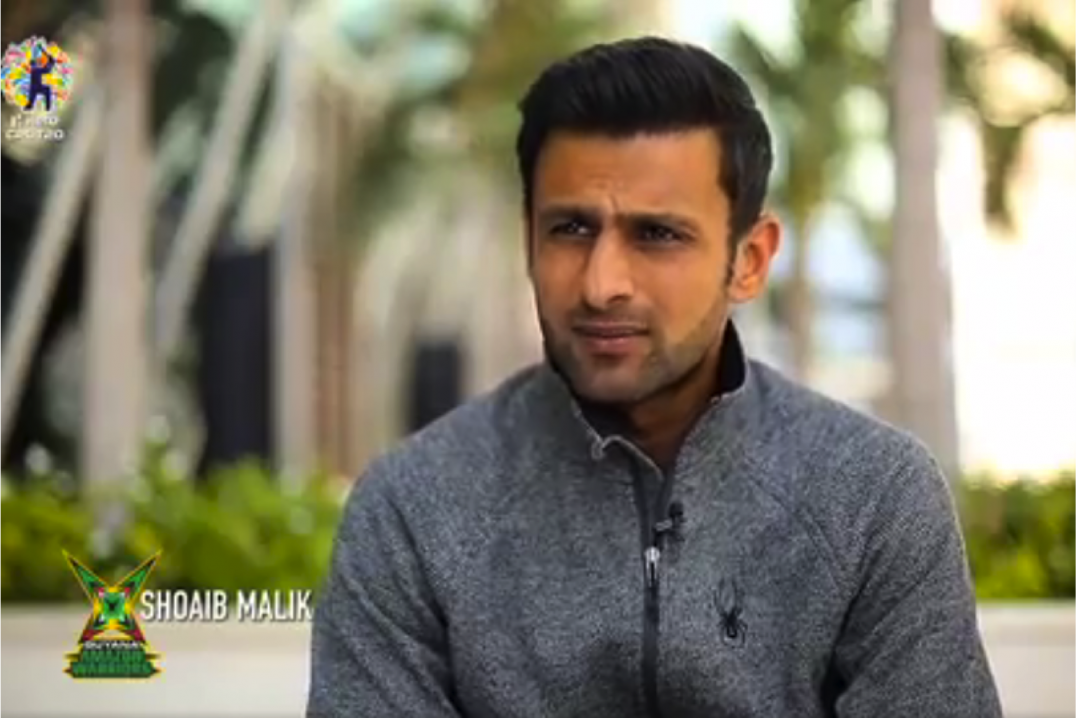 SHOAIB MALIK IS BACK FOR CPL18 CPL T20